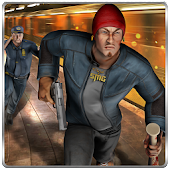 Download Miami Train Criminal Escape APK to PC