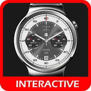Groove Watch Face