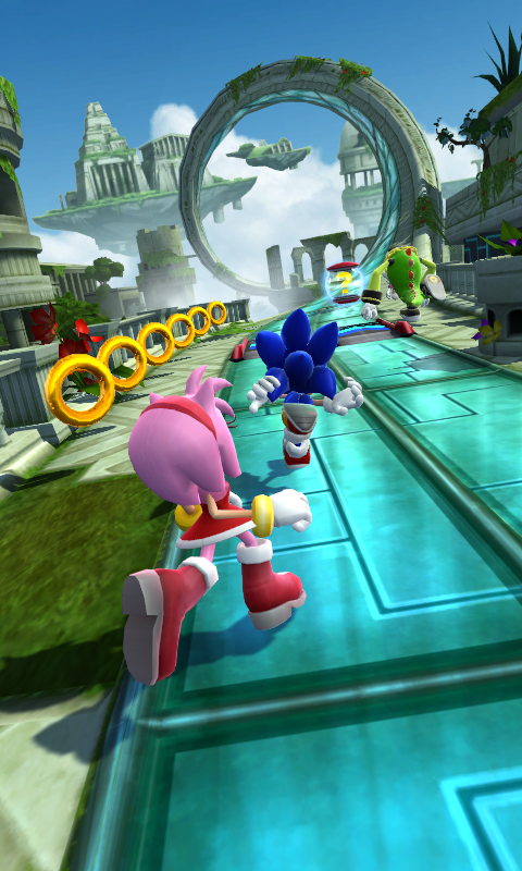 Sonic Forces: Speed Battle Screenshot 3