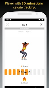 30 Day Butt & Leg Challenge
