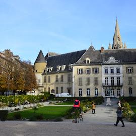by Jean Jacques Quenel - City,  Street & Park  City Parks