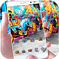 Street Graffiti Theme wall art APK for Bluestacks