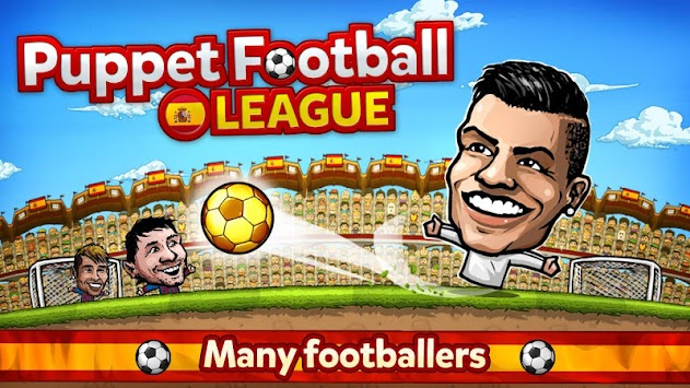 Puppet Football Spain CCG/TCG APK screenshot thumbnail 4