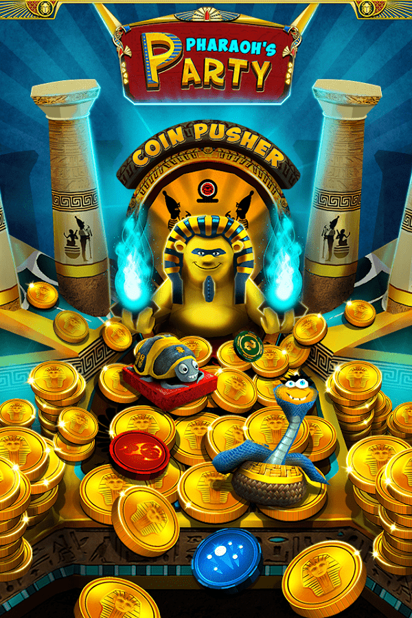 Pharaoh's Party: Coin Pusher Screenshot 5