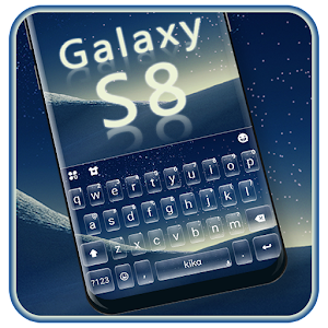 Keyboard for Samsung Galaxy S8