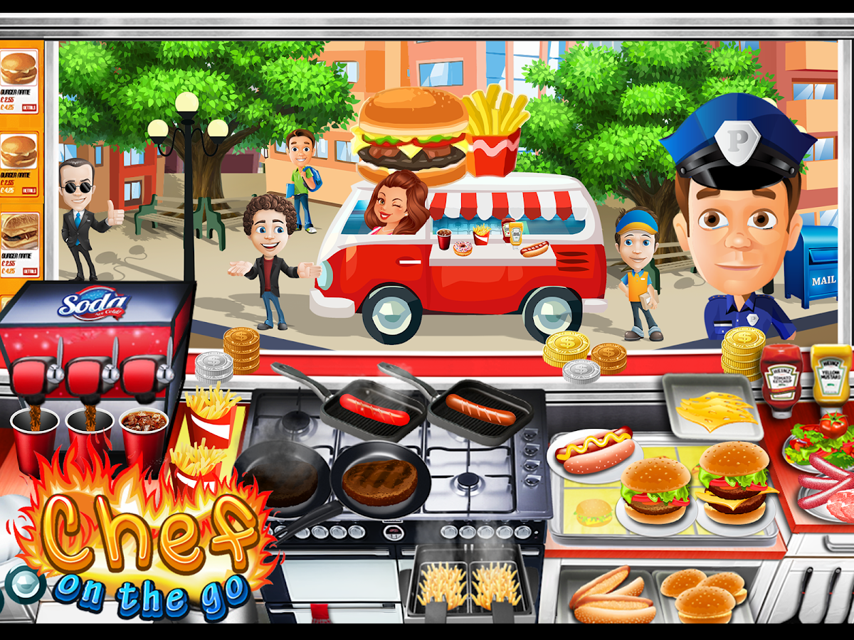 The Cooking Game Screenshot 10