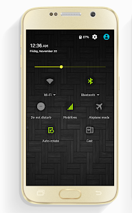 CM12.x/CM13 Galaxy Dark- screenshot thumbnail