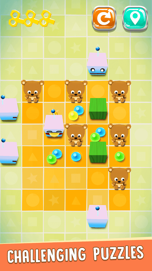 Tidy Robots Screenshot 3