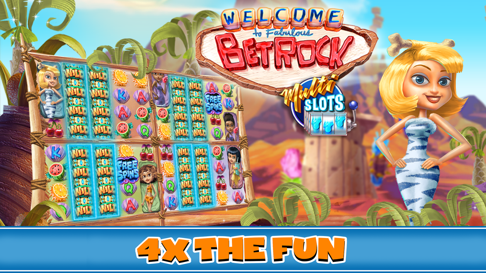 myVEGAS Slots - Free Casino Screenshot 6