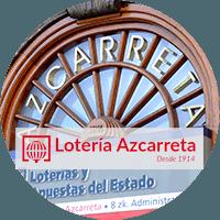 Diseño web para Lotería Azcarreta
