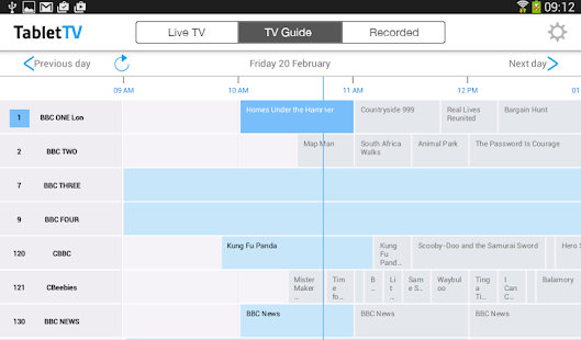 how to watch aust freeview tv