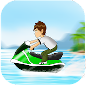 Download Ben Jetski Race APK on PC
