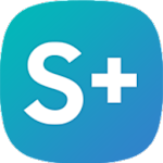 Samsung Plus Learning Icon