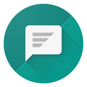 Text messaging done right, from any device! Sleek design + great features APK Icon