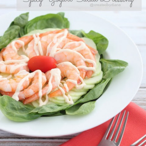 Spicy Shrimp Salad Dressing