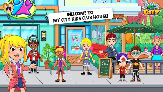 My City : Kids Club House for pc