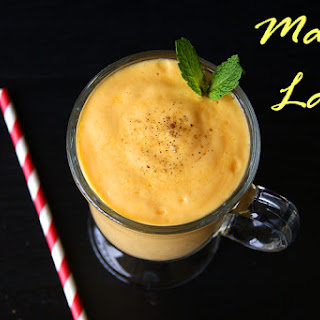 Mango Lassi Without Yogurt Recipes