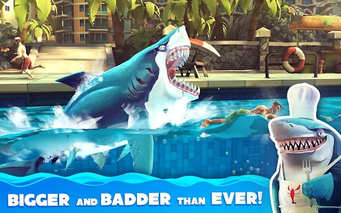 Hungry Shark World APK for Ubuntu
