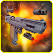 Weapons Builder 3D Simulator Icon