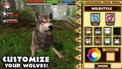 Ultimate Wolf Simulator - screenshot