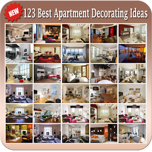 123 Apartment Decorating Ideas - screenshot