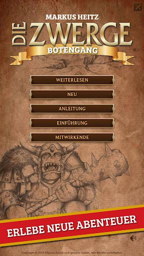 Die Zwerge: Botengang - screenshot
