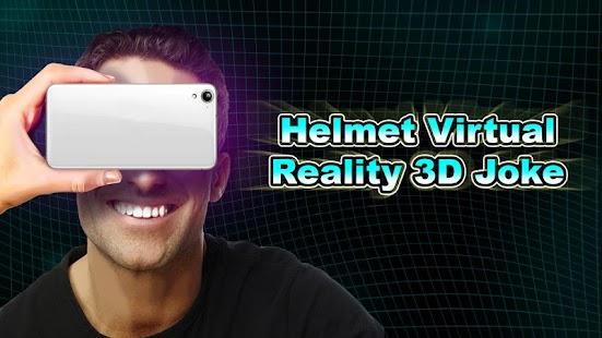 Game Helmet Virtual Reality 3D Joke apk for kindle fire