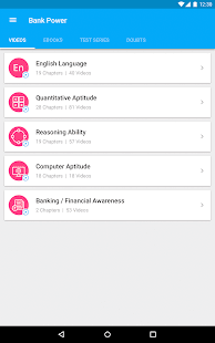 IBPS Bank PO, SSC Exam Prep & Current Affairs Screenshot