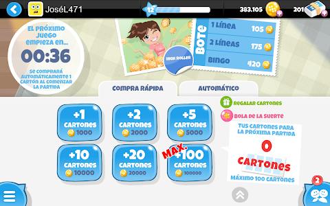 Loco BINGO Online: Juegos de Bingos en Español 이미지[4]