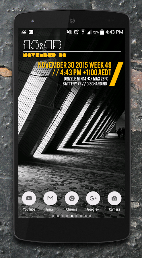 Ruckus Zooper widget pack Screenshot 6