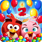 Download Android Game Angry Birds POP Bubble Shooter for Samsung