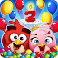 Angry Birds POP Bubble Shooter for Lollipop - Android 5.0