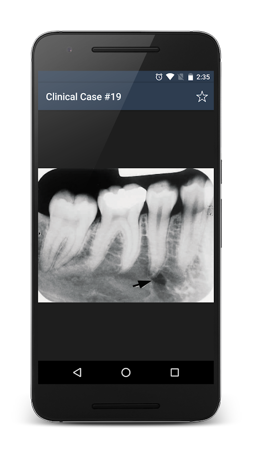 Oral Radiology Screenshot 2