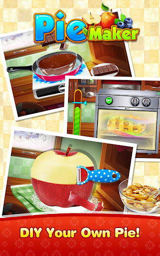 Pie Maker - Sweet Dessert Game - screenshot
