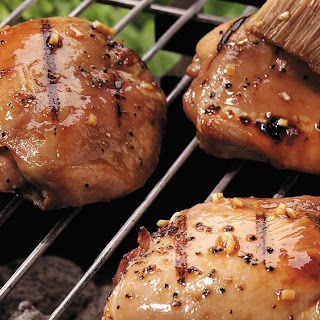 Grilled Chicken Thighs Honey Recipes