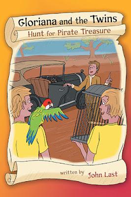 Gloriana and the Twins Hunt for Pirate Treasure