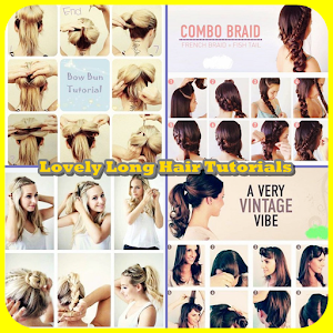 Lovely Long Hairstyle Tutorial