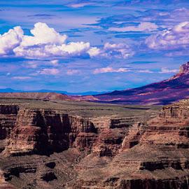 by Stephen Majchrzak - Landscapes Mountains & Hills