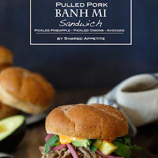 Pork Sandwich Avocado Recipes