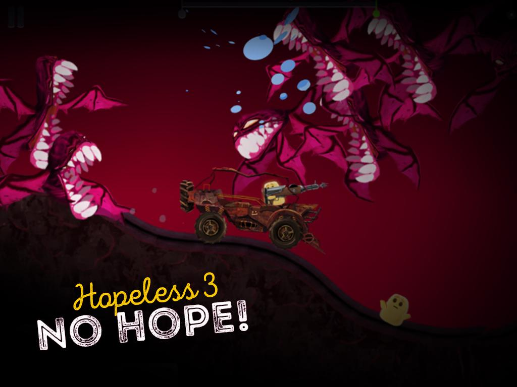 Hopeless 3: Dark Hollow Earth (Unreleased) Screenshot 2