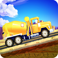 Truck Driving Race US Route 66 For PC / Windows & Mac