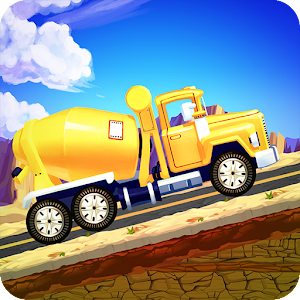 Truck Driving Race US Route 66 For PC