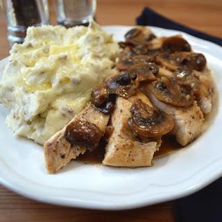 Garlic Mushroom Sauce For Chicken Recipes