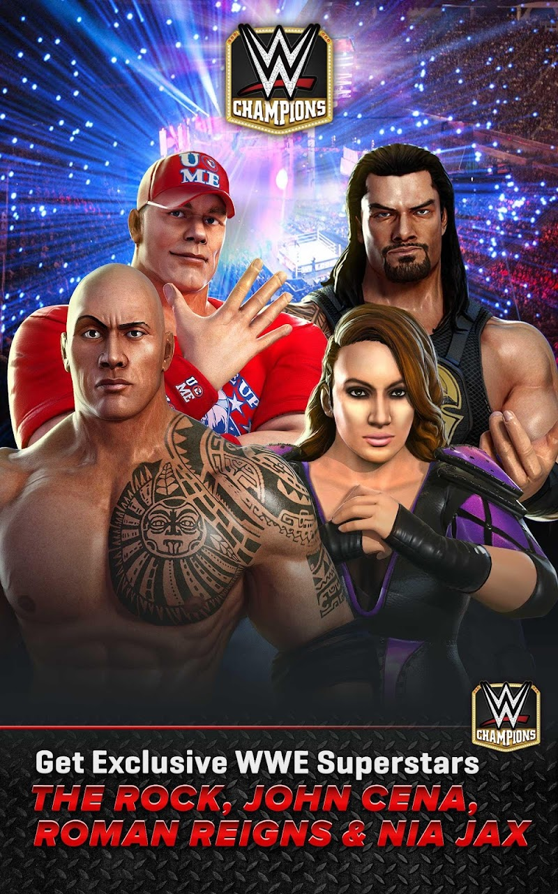 WWE Champions Screenshot 14