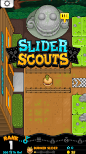 Slider Scouts- screenshot
