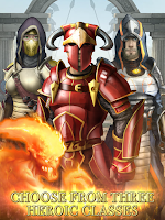 Screenshot of Book of Heroes