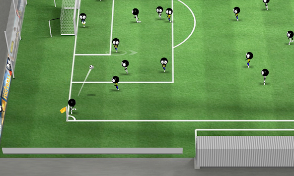 Stickman Soccer 2016 APK screenshot thumbnail 11
