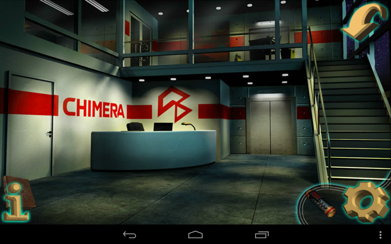 The Secret of Chimera Labs Screenshot 10