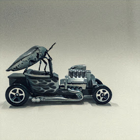 Hot Rod Bug by Suryo Pandoyo - Artistic Objects Toys