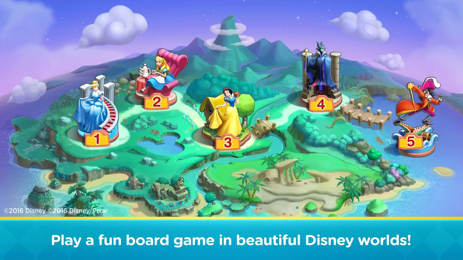 Disney Magical Dice Screenshot 2